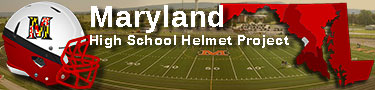 Maryland High School Helmet Project
